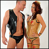 Latex for him