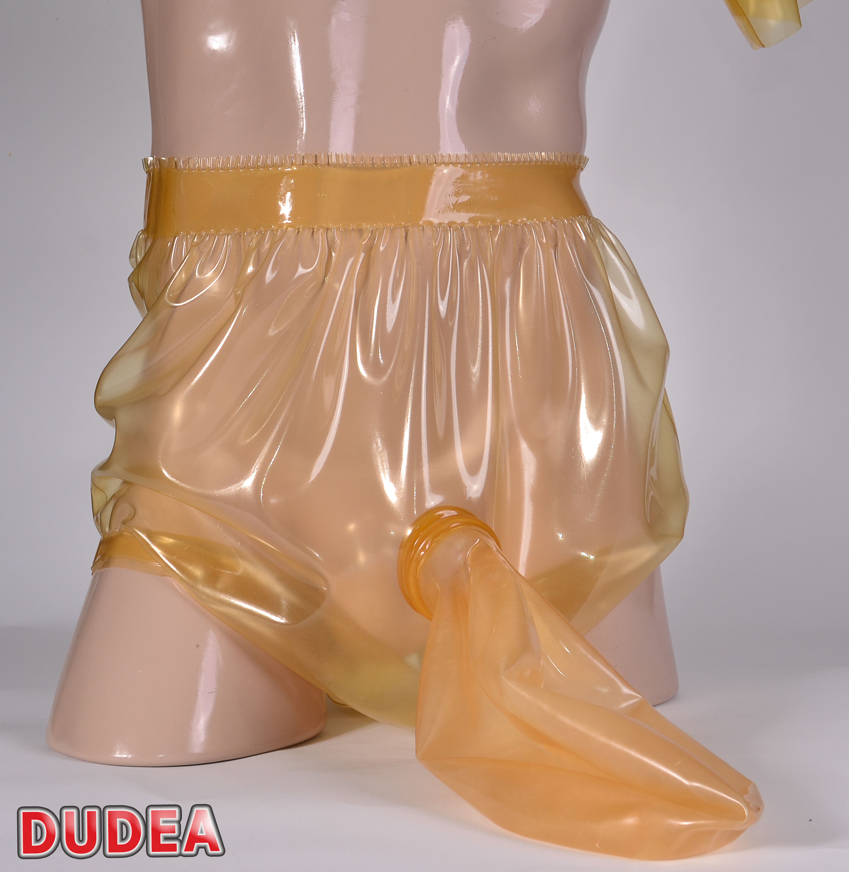 Plenkové kalhoty s penisem - Wix-Pissbeutel - DUDEA Latex a Gummishop f7d7ec660d