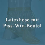 Latex Windel Piss Wichs Beutel